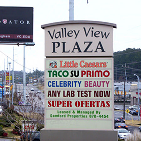 Valleyview Plaza
